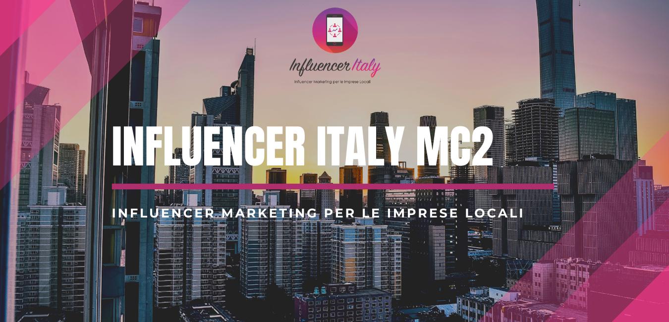 Osm partner -Influencer Italy